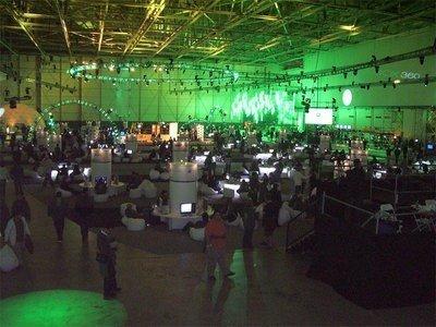 XBox 360 y Zero Hour, su fiesta de lanzamiento americana