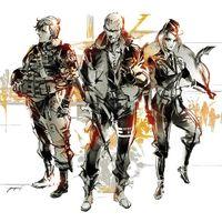 El placer hipnótico de ver al legendario Yoji Shinkawa dibujando una ilustración de Left Alive