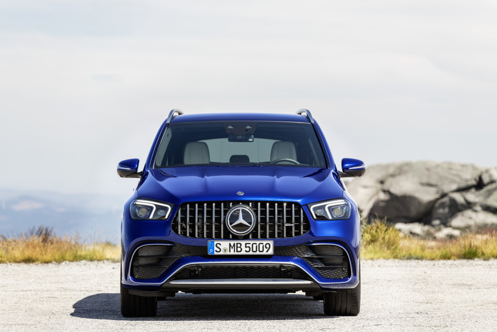Foto de Mercedes-AMG GLE 63 y GLE 63 S 4MATIC+ (12/13)