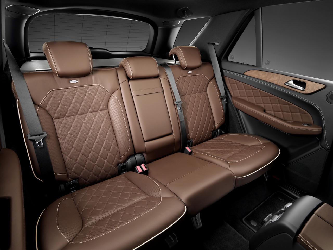 Foto de Mercedes-Benz Clase M 2012 (15/42)