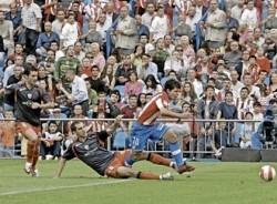 Trillizos en el Calderón