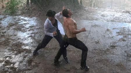 Escena Kickboxer Vengeance Van Damme