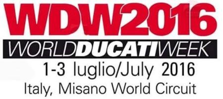 Ducati celebrará sus 90 años en el WDW 2016