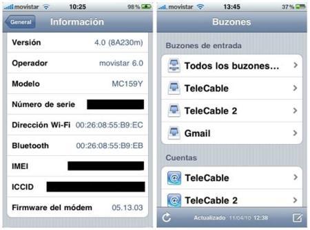 iPhone OS 4.0: vídeo y primeras impresiones