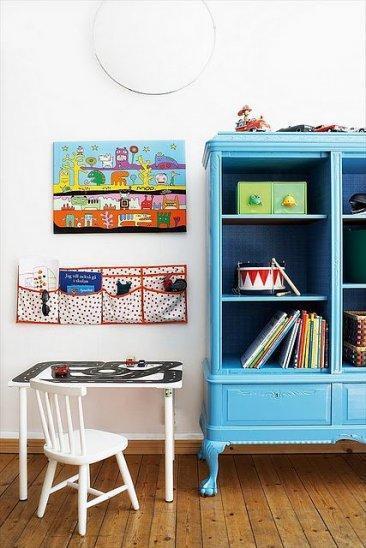 Dormitorios infantiles retro y vintage - Dormitorios infantiles vintage ...