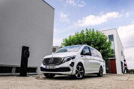 Mercedes Benz Eqv Carga
