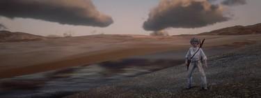 Los jugadores de Red Dead Online vuelven a salir del mapa y esta vez encuentran un enorme desierto
