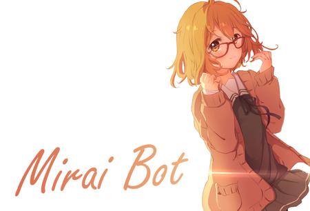Mirai Banner Half Size