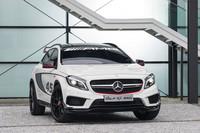 Auto Show de Los Ángeles: Mercedes-Benz GLA45 AMG