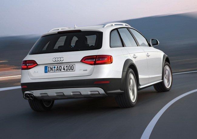 Audi A4 2012 7
