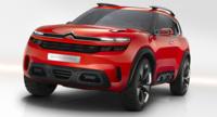Citroën Aircross Concept: mirada al futuro de los SUV