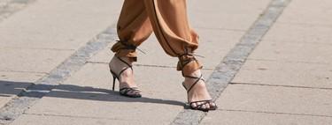 Alerta microtendencia: esta es la manera más original de lucir tus sandalias de tiras