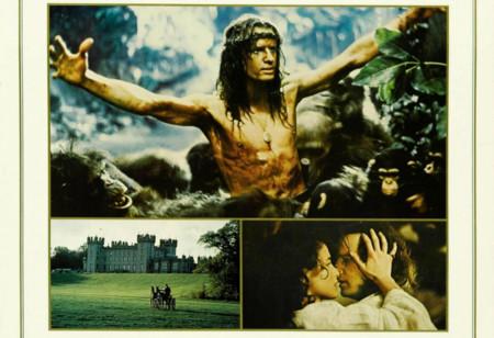Cine en el salón: 'Greystoke, la leyenda de Tarzán, el rey de los monos', sosa