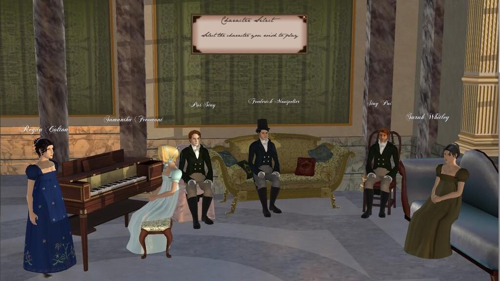 El MMO basado en las novelas de Jane Austen ha cerrado sus servidores, y ahora ya no sabemos con quién tomar el té