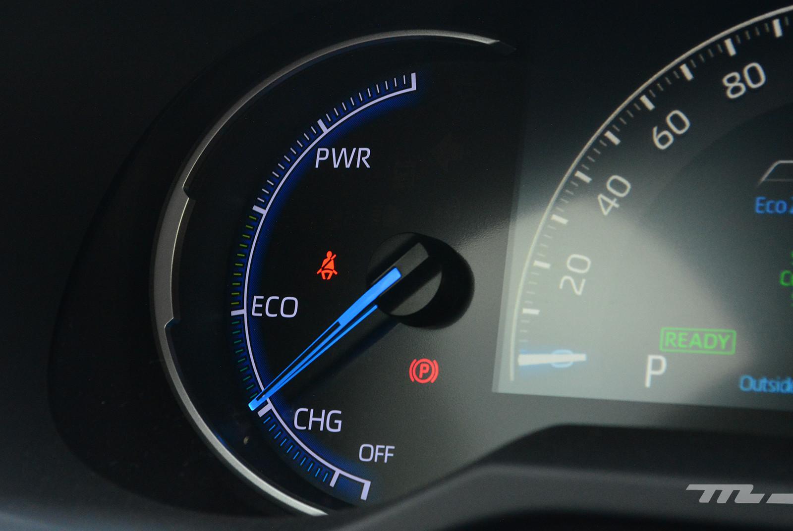 Foto de Toyota RAV4 Hybrid (prueba) (17/21)