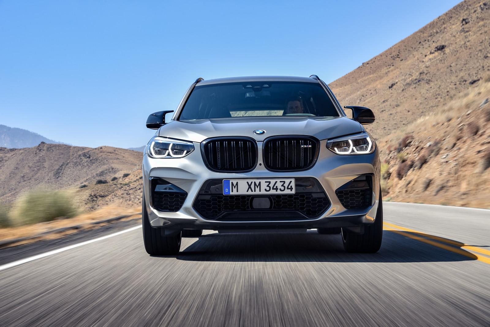 Foto de BMW X3 M 2020 (Presentación) (56/80)