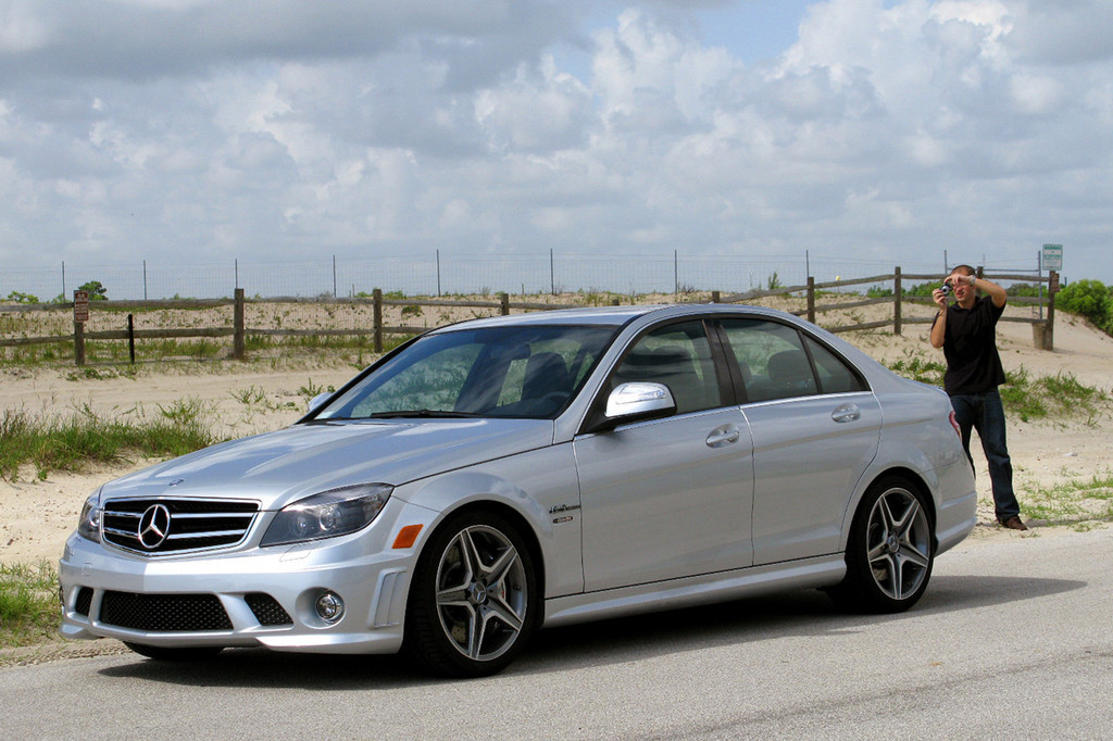 Foto de RENNtech Mercedes-Benz C63 AMG (1/19)