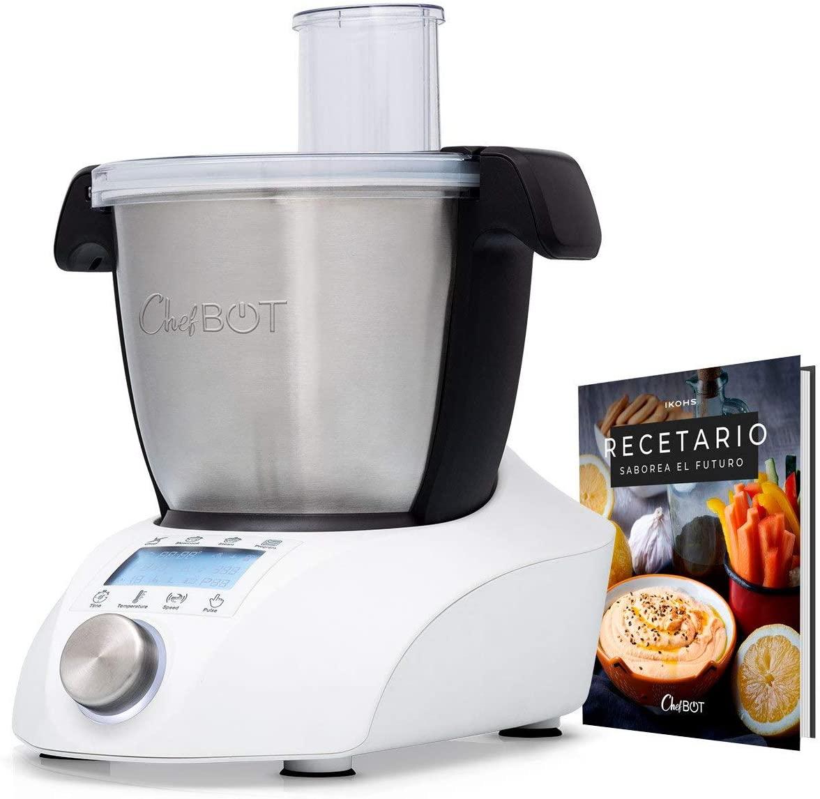 IKOHS CHEFBOT Compact - Robot de Cocina Multifunción
