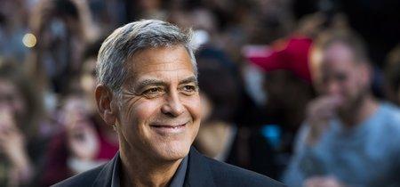 George Clooney regala catorce millones de dólares a los amigos que lo apoyaron desde el principio de su carrera