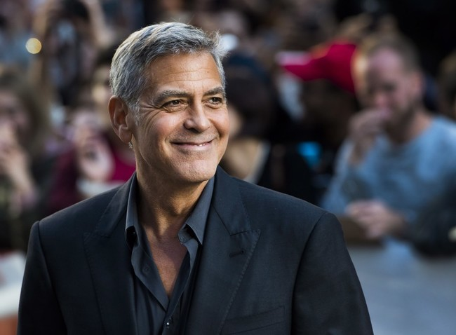 George Clooney Regalo