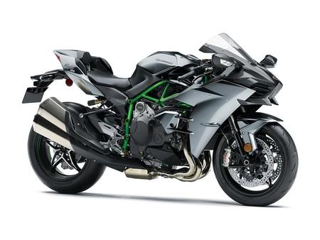 Sólo 120 unidades de músculo y exclusividad turboalimentada, con la Kawasaki Ninja H2 Carbon