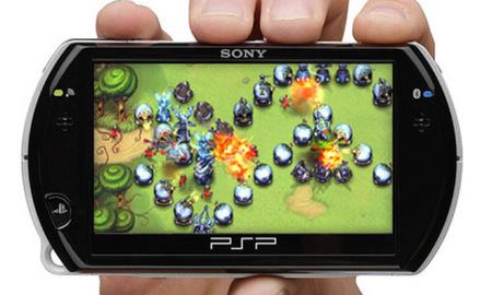 Los PSP Minis también llegarán a PlayStation 3