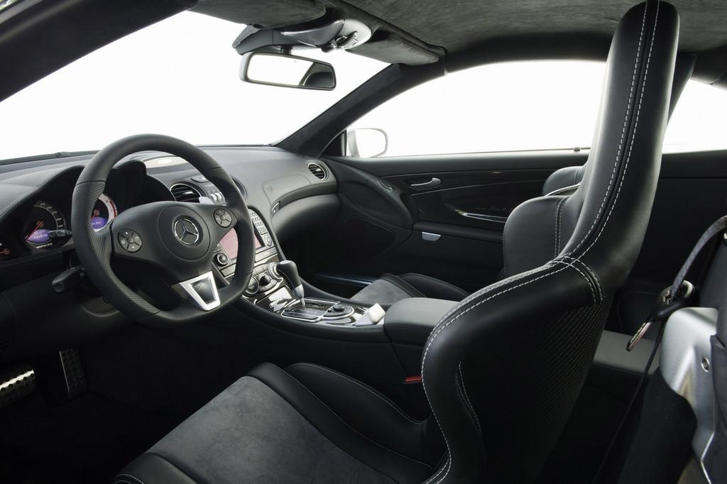 Foto de Mercedes-Benz SL 65 AMG Black Series (29/44)