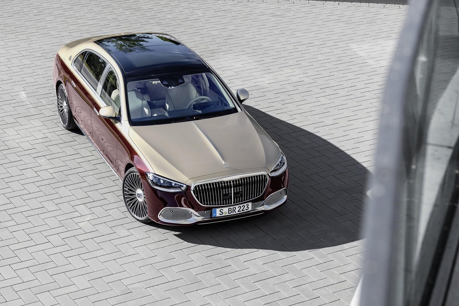 Foto de Mercedes-Maybach Clase S 2021 (25/43)