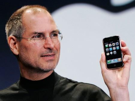 Steve Jobs Iphone