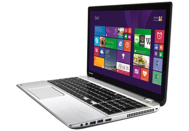 El portátil con pantalla UHD táctil de Toshiba ya tiene precio en España