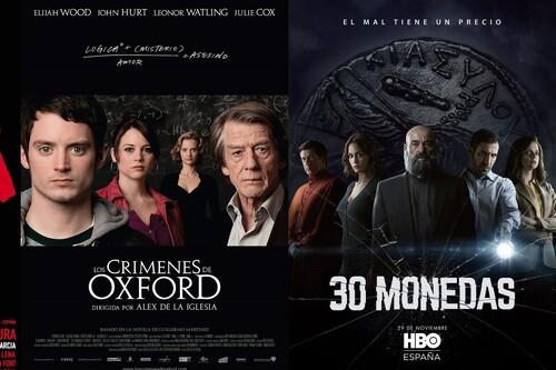 De 'Acción mutante' a '30 monedas': todas las películas y series de Álex de la Iglesia ordenadas de peor a mejor