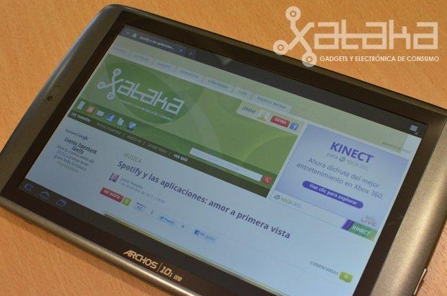Archos revaloriza sus tablets G9 y promete Android 4.0