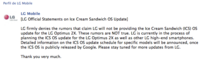 LG Optimus 2X actualizará a Android 4.0 (Ice Cream Sandwich)