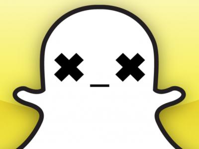Datos filtrados sobre el estado actual de Snapchat dejan en evidencia la mala situación de la red social