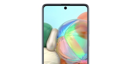 Samsung Galaxy A71: la gama A presume de batería y apuesta por la cuádruple cámara trasera