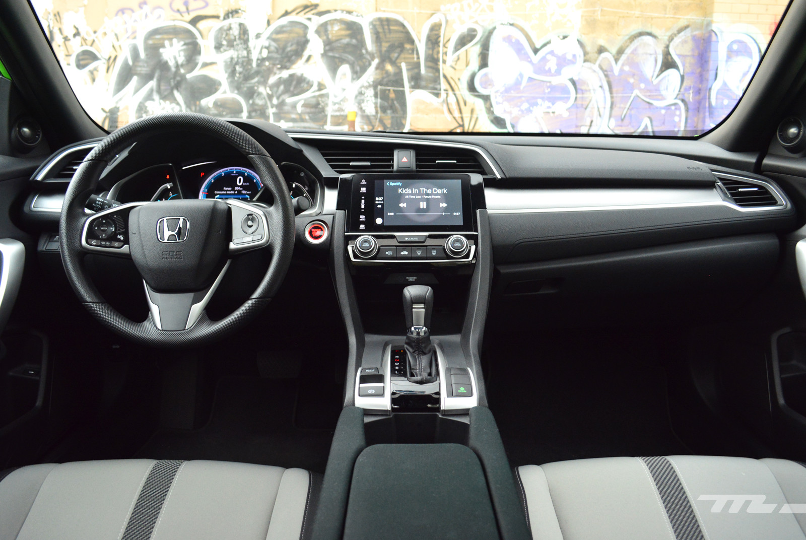 Honda Civic Coupé (Prueba)