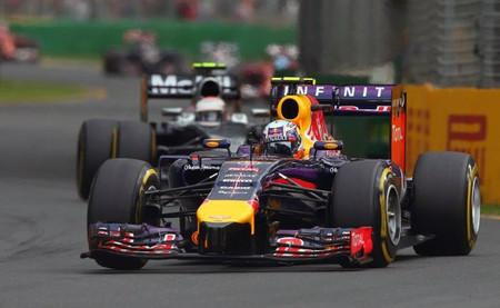 La Fórmula 1, camino al uso de nuevos y más fiables caudalímetros para 2015