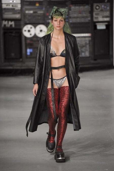 Las tendencias de la Semana de la Moda de Londres que, definitivamente, no seguiré