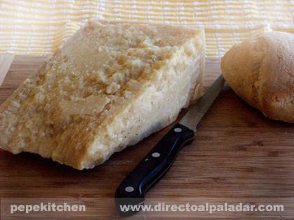 El Grana Padano, cata de queso italiano