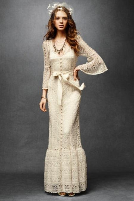 Vestidos de novia originales y diferentes for Novias originales 2017