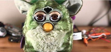 Si los Furbys ya daban miedo, espera a ver a Furlexa, un Furby con Amazon Alexa