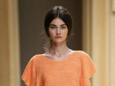 Sita Murt conquista la 080 Barcelona Fashion con su colección Primavera-Verano 2015