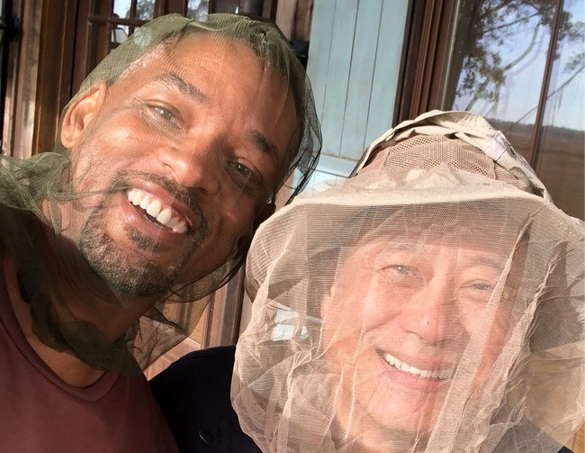 Will Smith con Ang Lee