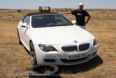 Conducción eficiente con BMW M6 Cabrio