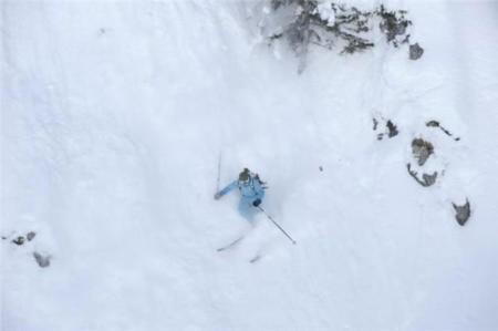 Cinco chaquetas de mujer para ir a esquiar