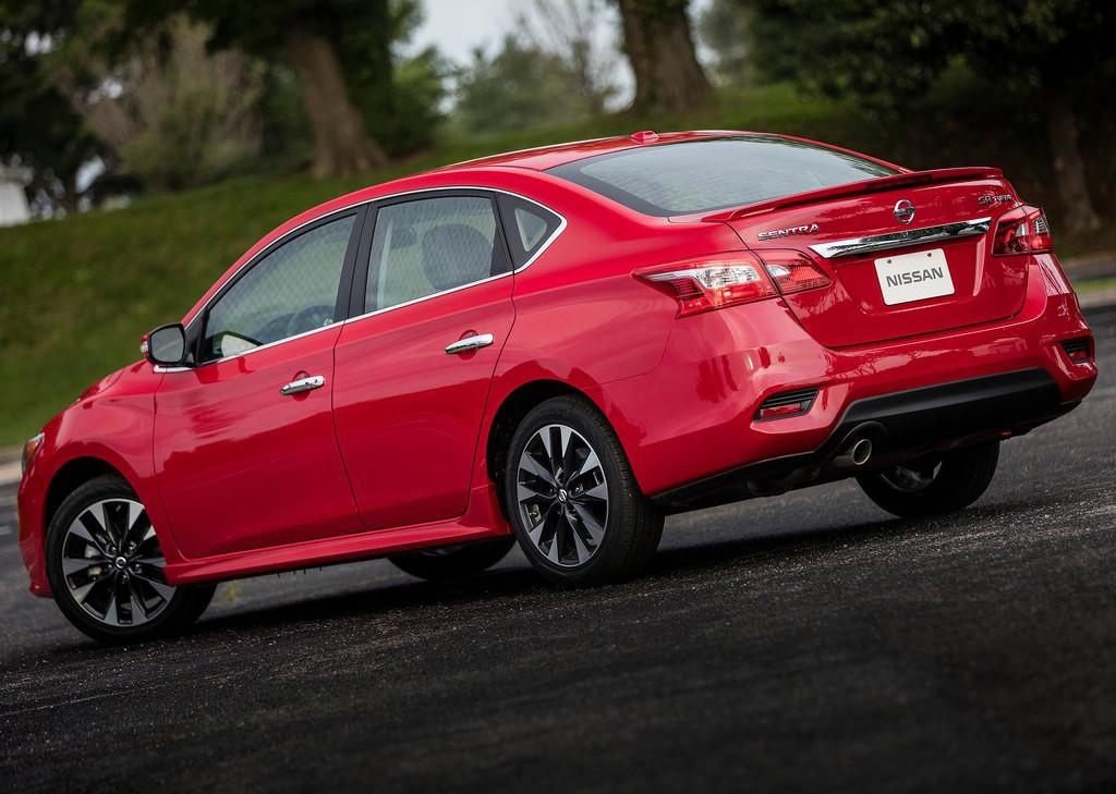 Foto de Nissan Sentra SR Turbo (6/11)