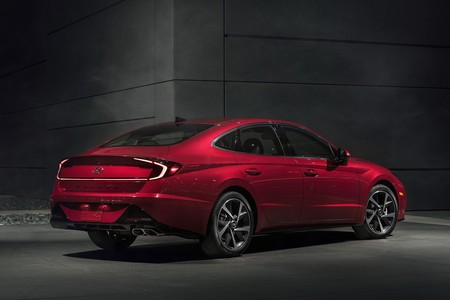 Llave Digital Hyundai Sonata 2020 4