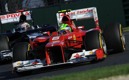 Ferrari no tendrá mejoras para el Gran Premio de Malasia pero Felipe Massa si un chasis nuevo