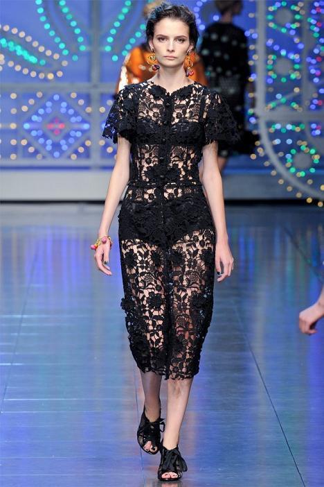 Foto de Dolce & Gabbana Primavera-Verano 2012 (2/74)
