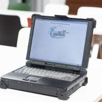 Este portátil de hace 20 años trae información militar alemana clasificada: alguien lo vendió en Ebay por 90 euros